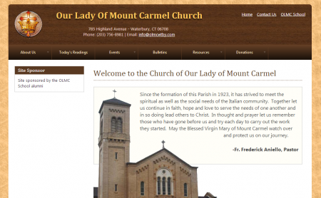Our Lady of Mount Carmel Church