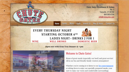 Chute Gates Steakhouse