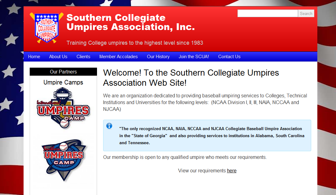 Southern Collegiate Umpires Association