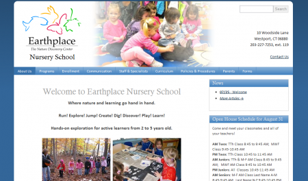 Earthplace Nursery School