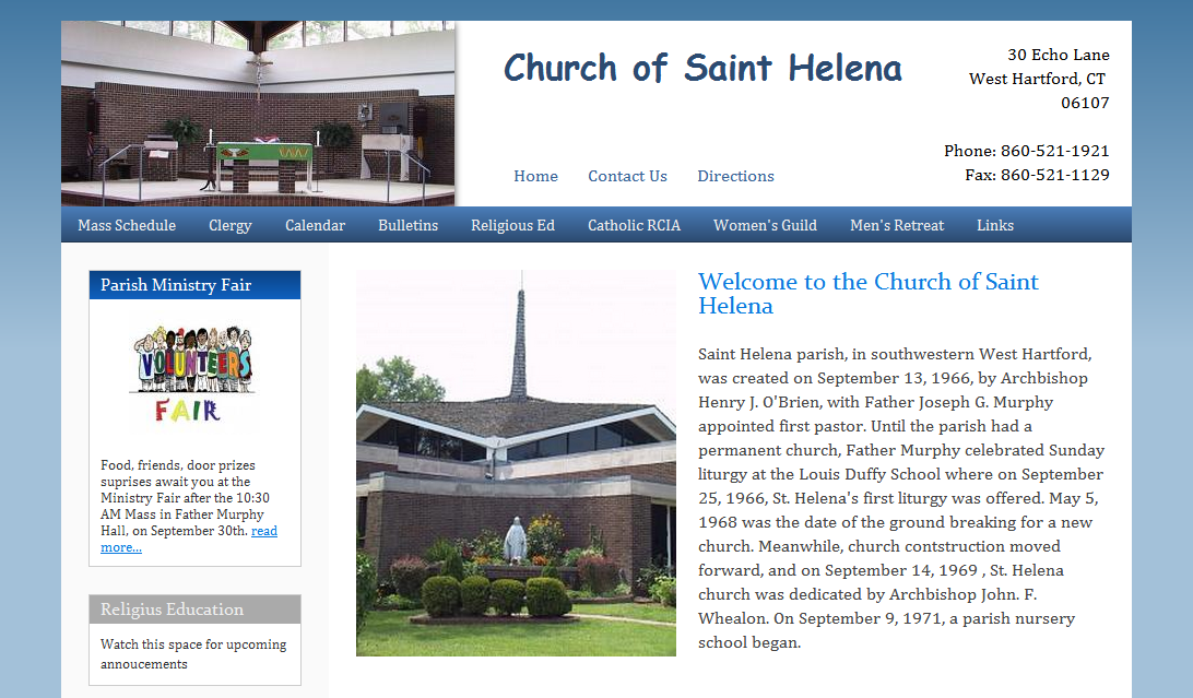 Saint Helena Church