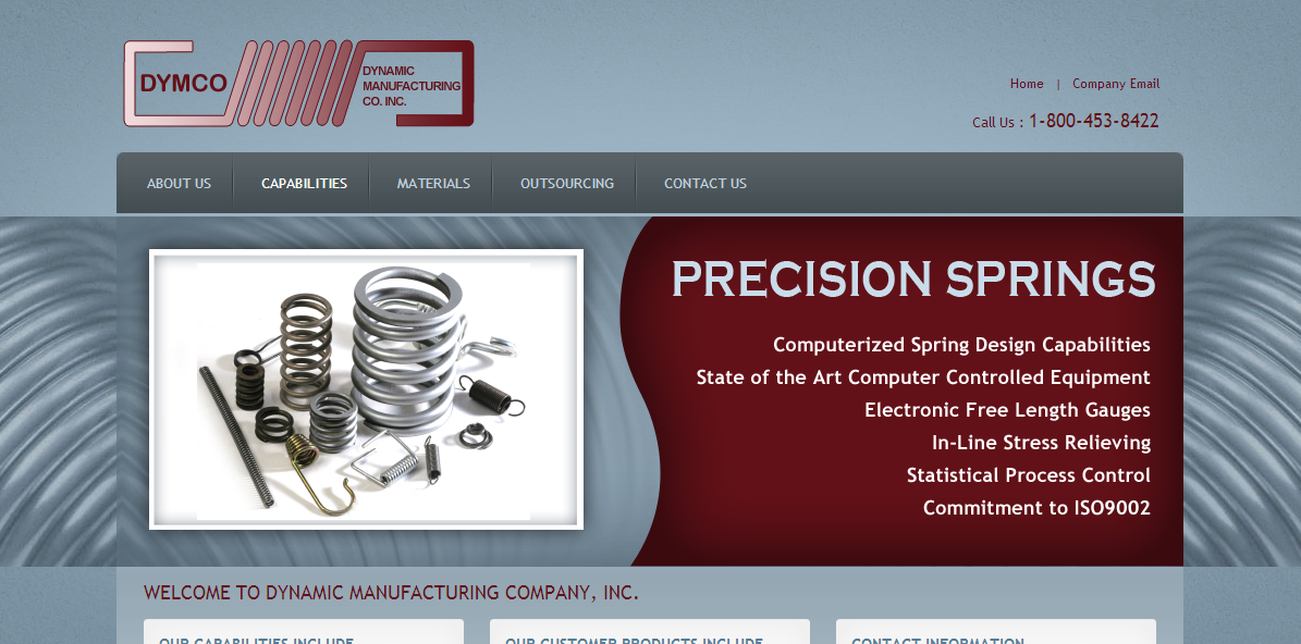 Dynamic Manufacturing