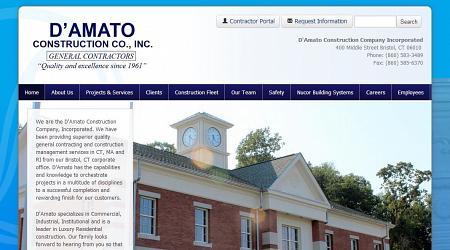 D' Amato Construction Company