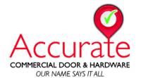 Accurate Commercial Door & Hardware, LLC