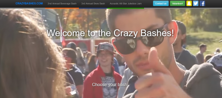 Crazy Bashes