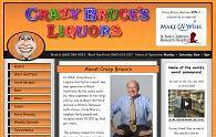 Crazy Bruce's Liquor Stores