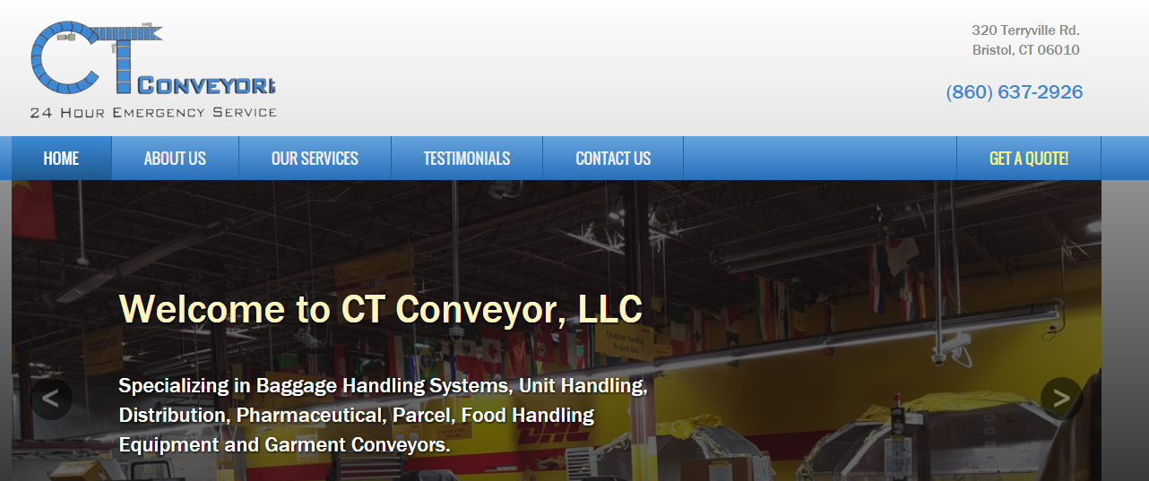 CT Conveyor