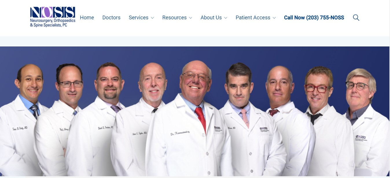 Neurosurgery, Orthopaedics and Spine Specialists (NOSS)