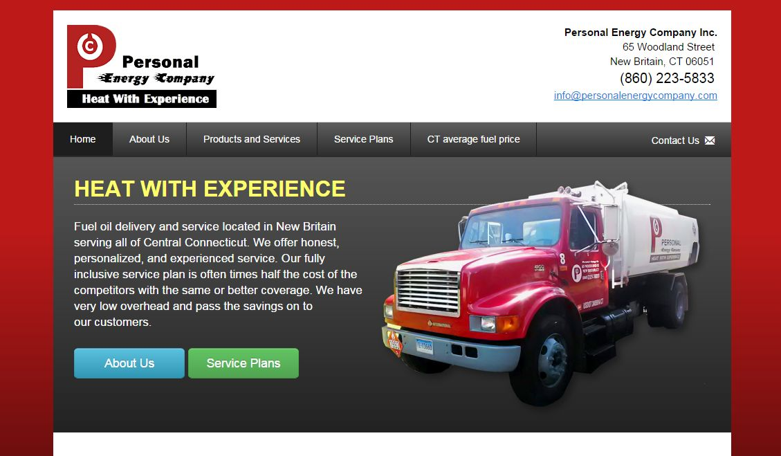 Personal Energy Company