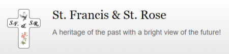 St. Francis & St. Rose